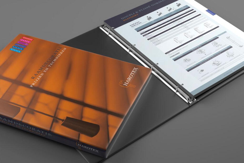 Catalogus laten designen