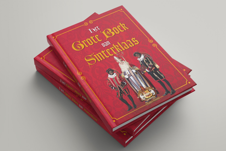 Het Grote Boek van Sinterklaas - Reclamestudio GO