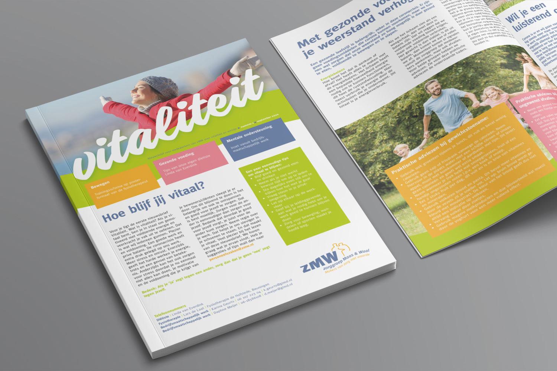 Magazine laten maken - Je eigen tijdschrift - Reclamestudio GO