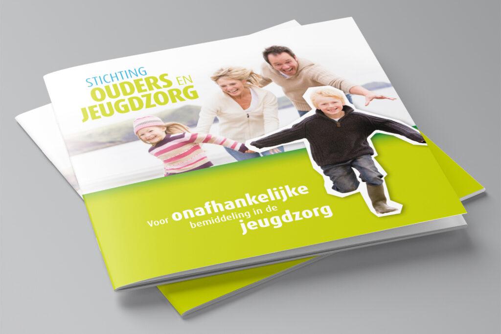 Ouders en Jeugdzorg folder